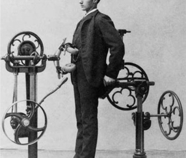 Vintage Exercise Machines