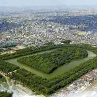 Kofun: keyhole tombs of Japan