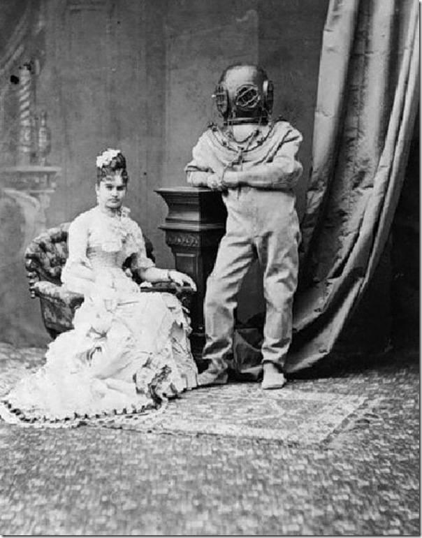 Strange Vintage Photographs