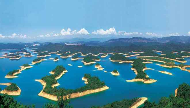 7-Thousands Islands Lake