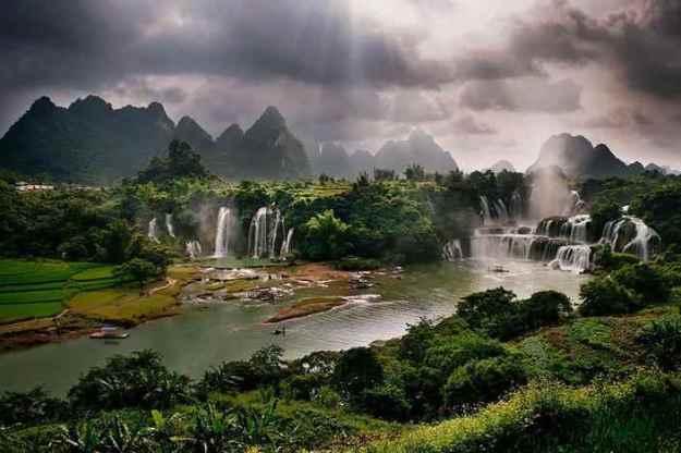 8-Detian Falls